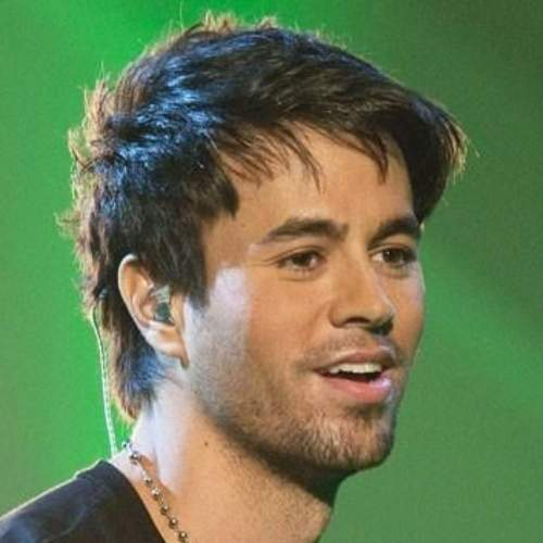 enrique iglesias new hairstyle 2018