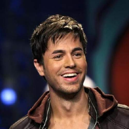 enrique iglesias new hairstyle