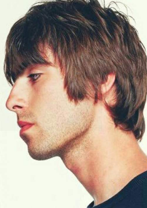 how to get liam gallagher hair