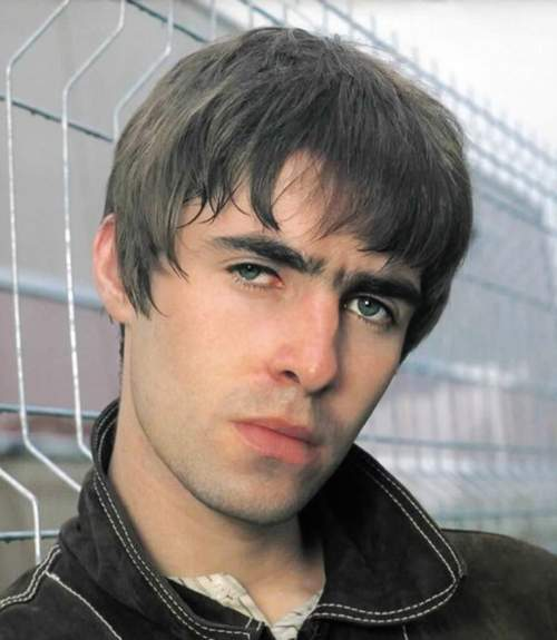 liam gallagher new style haircut