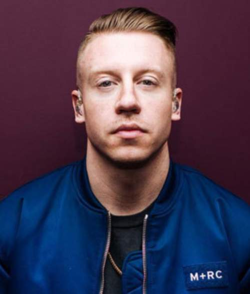 macklemore new haircut 2018