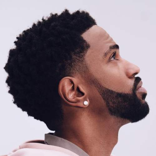 big sean haircut fade