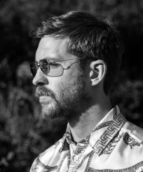 calvin harris haircut 2018