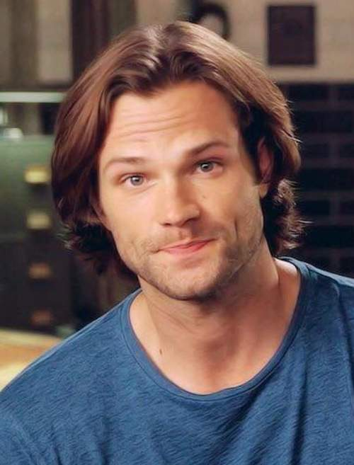 jared padalecki haircut