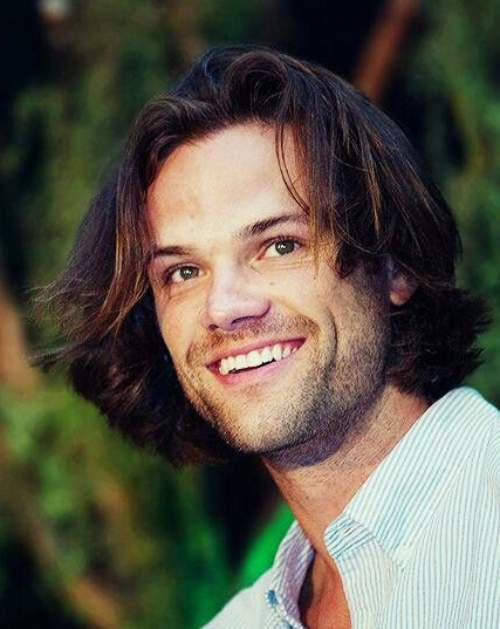 jared padalecki long hairstyle