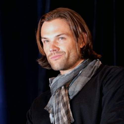 jared padalecki slicked hair layers