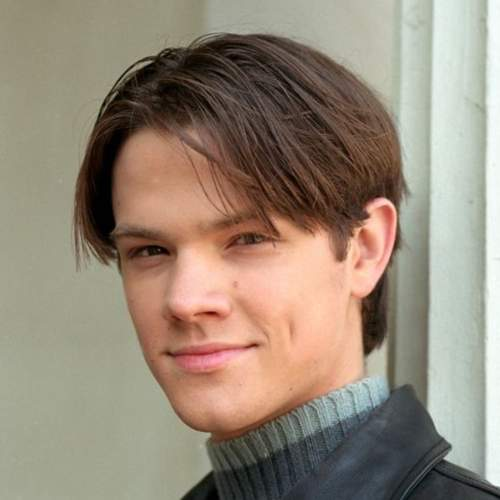 jared padalecki young short hairstyle