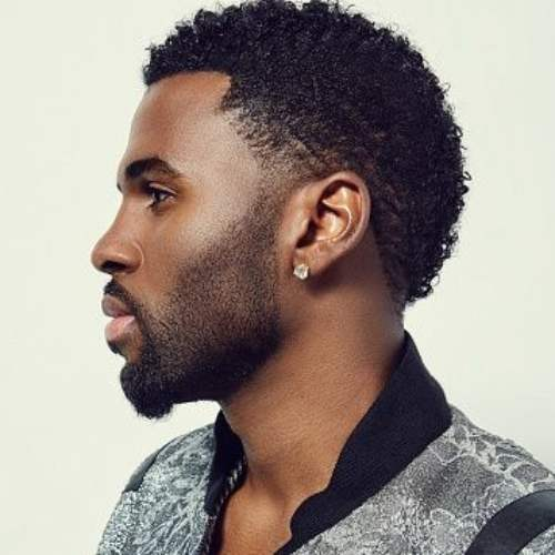 jason derulo drop fade hairstyle