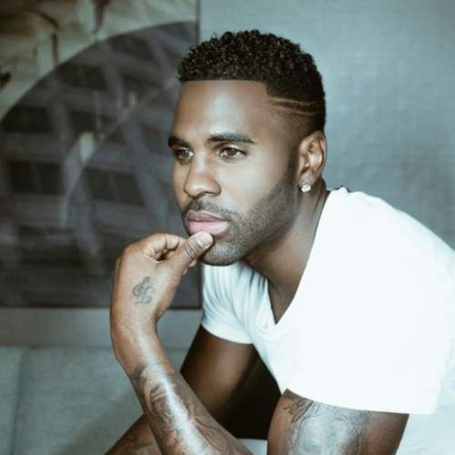 jason derulo haircut design