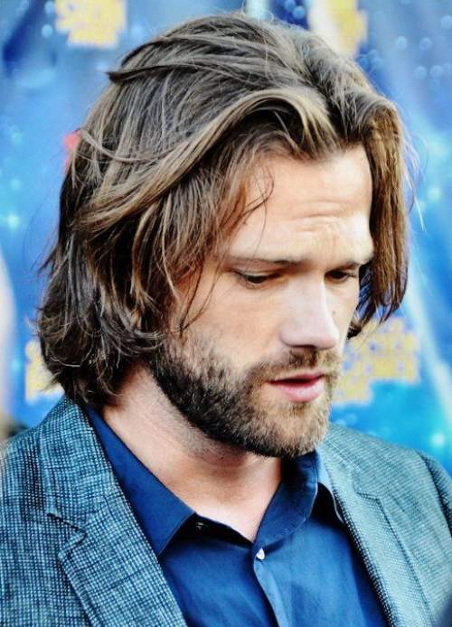 latest sam winchester haircut