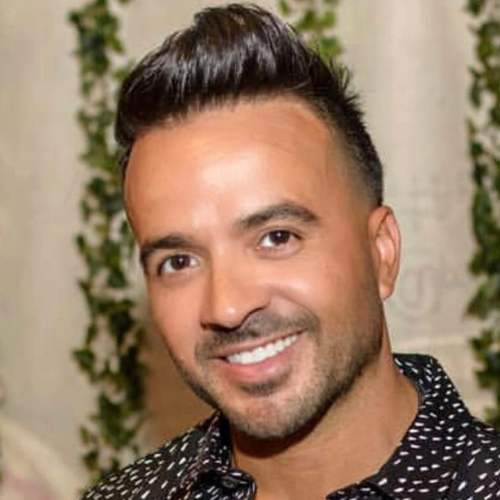 luis fonsi hairstyle name