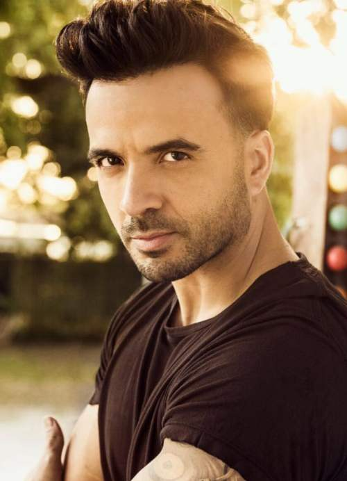 luis fonsi natural hairstyle