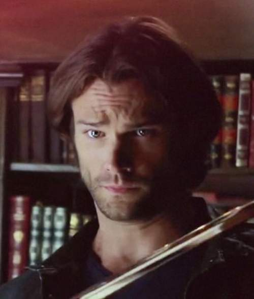 sam winchester supernatural hairstyle