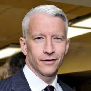 Anderson cooper haircuts