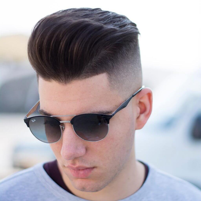 javi_thebarber_ asain fuck boy haircut pompadour hairstyle side drop bald fade