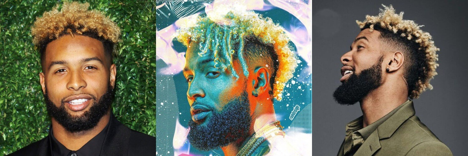 odell beckham jr hair