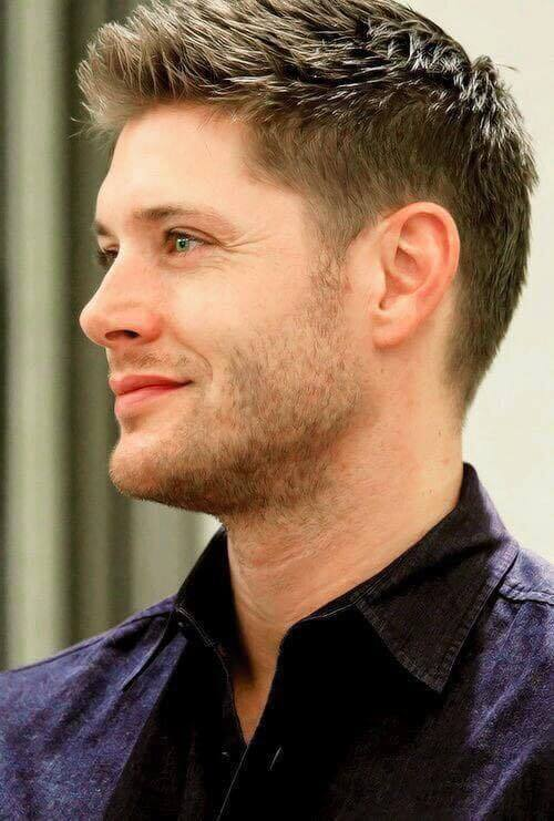 Jensen Ackles Haircut short haircut new