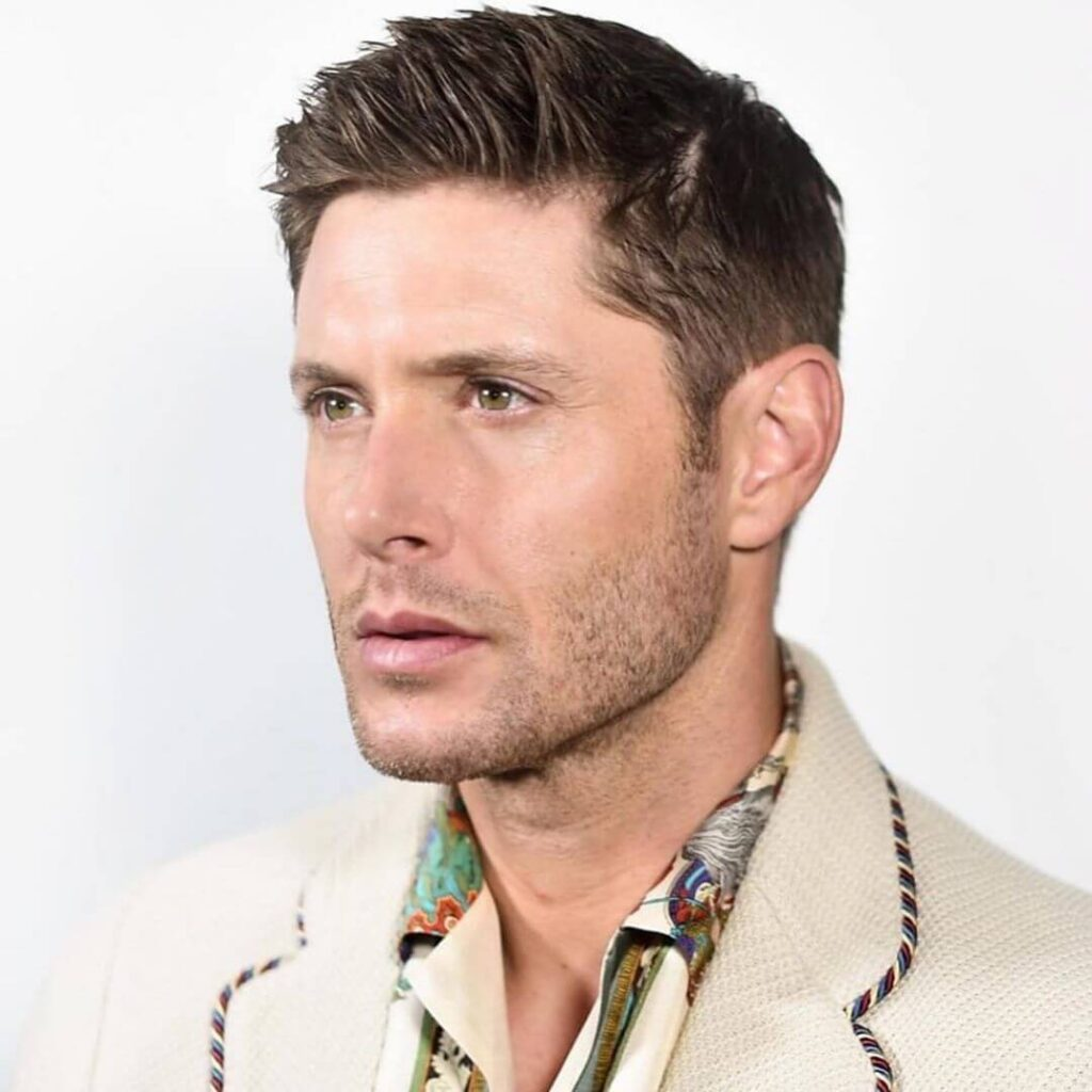 Jensen Ackles Latest Haircuts