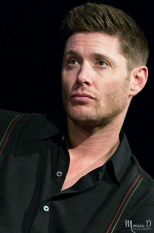 Jensen Ackles Short Haircut best