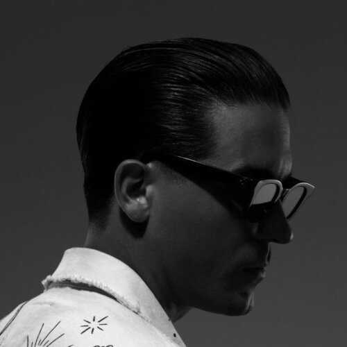 g eazy hair new hairstyle