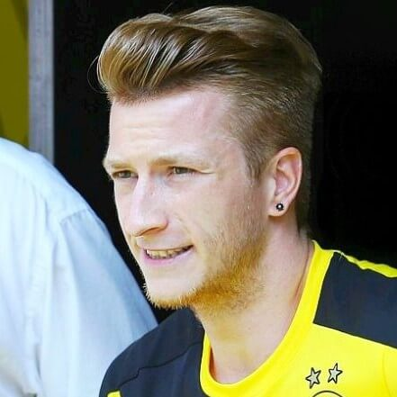 marco reus latest haircut picture