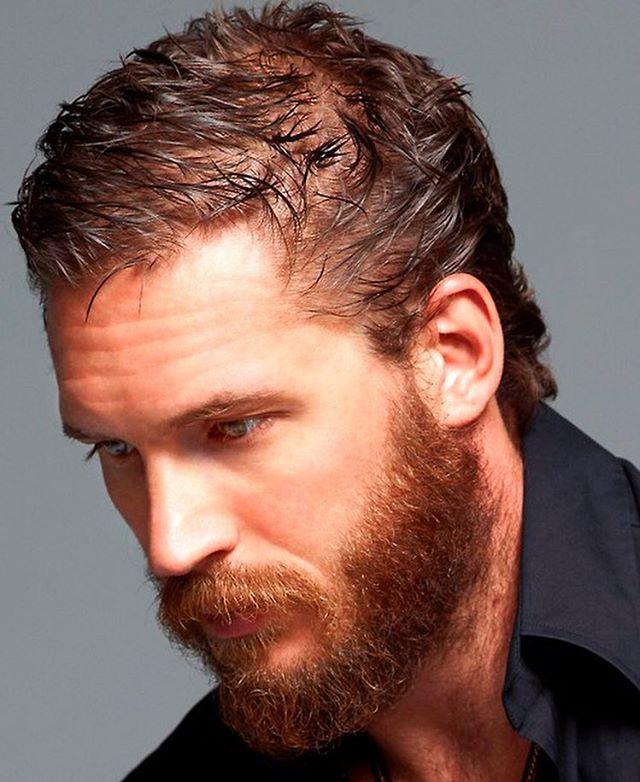 tom hardy beard styles